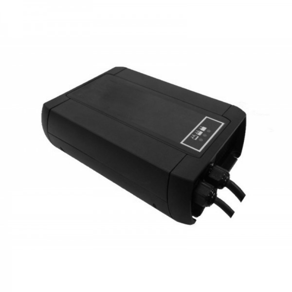 Q-Batteries energiesparendes Hochfrequenzladegerät 24V 15A für Gel by S.P.E. Charger - CBHD1 GEL