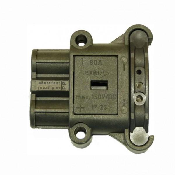 REMA Batteriedose FT 80 inkl. Hauptkontakte 25mm²
