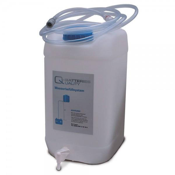 Batterie-Füllbehälter Set 30 l für Aquamatik System