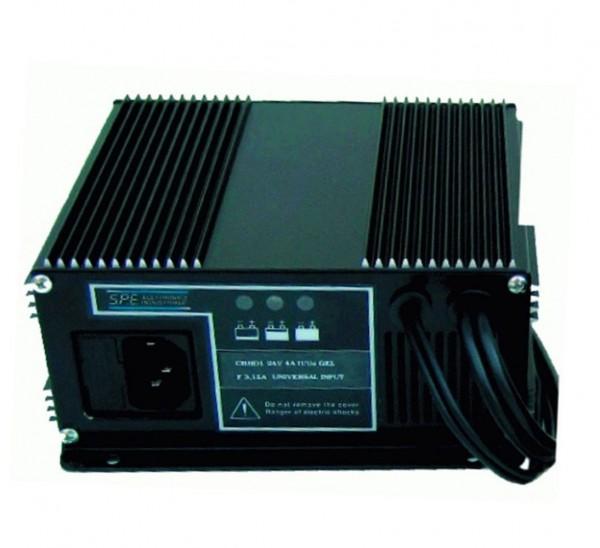 Q-Batteries energiesparendes Hochfrequenzladegerät 24V 2,5A für AGM by S.P.E. Charger - CBHD1